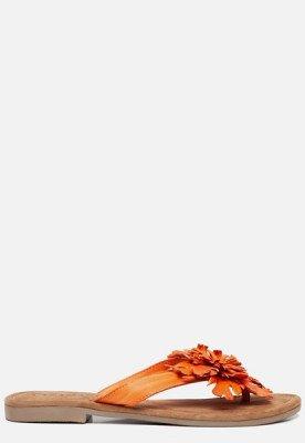 Lazamani Lazamani Slippers oranje