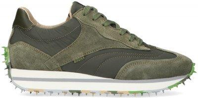 Bronx Groene Bronx Lage Sneakers Ma-trixx 66373