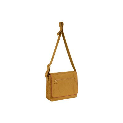 Supreme Supreme x Lacoste Small Messenger Bag Gold (FW19)