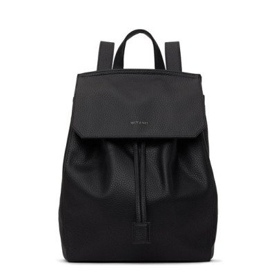 Matt & Nat Matt and Nat Mumbai Purity Backpack Black