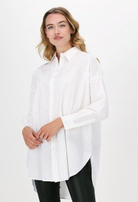 Selected Femme Witte Selected Femme Blouse Slfphoenix Ls Long Shirt W