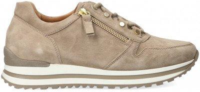 Gabor Beige Gabor Lage Sneakers 527