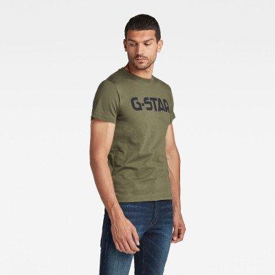 G-Star RAW G-Star T-Shirt - Groen - Heren