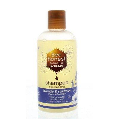 Traay Beenatural Shampoo lavendel & stuifmeel - 250ml - Traay Beenatural Traay Beenatural