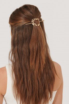 NA-KD Accessories Haarspeld - Gold