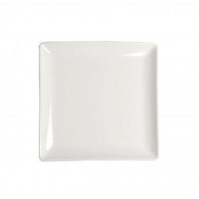 DilleenKamille Bord vierkant, porselein, 16 x 16 cm