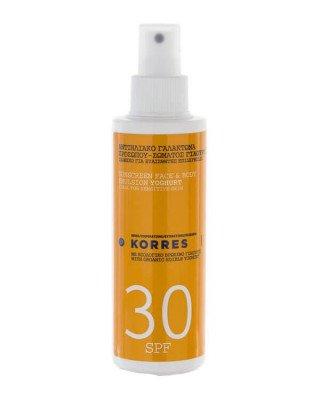 Korres Korres - Sun Spray Yoghurt SPF30 - 150 ml