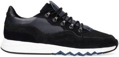 Floris van Bommel Blauwe Floris Van Bommel Lage Sneakers 16393