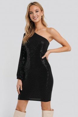 Sisters Point Sisters Point Camma Dress - Black