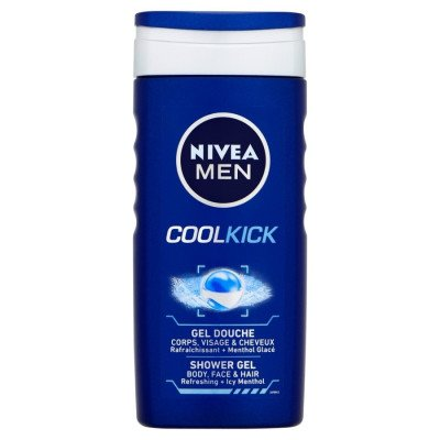 Nivea Nivea Cool Kick Showergel 250ml
