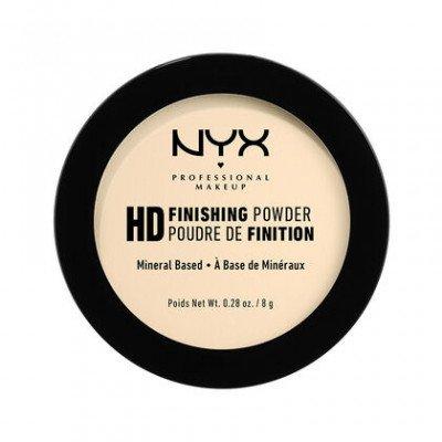 NYX Professional Makeup NYX Professional Makeup High Definition Finishing Powder Banana 8 gr.