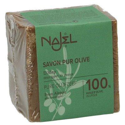 DilleenKamille Aleppo-zeep, 100% olijfolie, 200 gram
