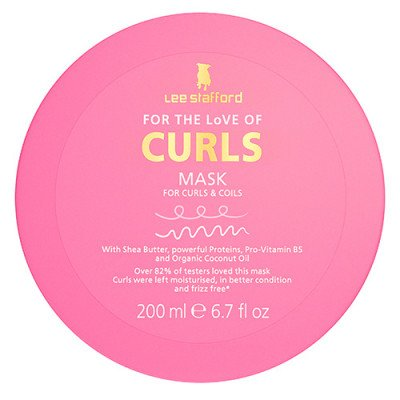 Lee Stafford Lee Stafford For The Love Of Curls Treatment Mask For Curls And Coils