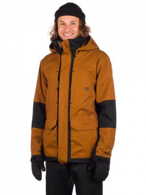 DC DC Command Sympatex Jacket bruin