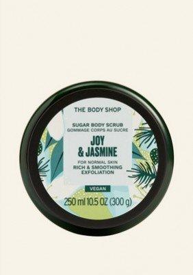 The Body Shop NL Joy & Jasmine Sugar Body Scrub 250 ML