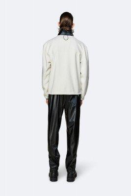 Rains Rains Heren Fleece Jacket - Off White