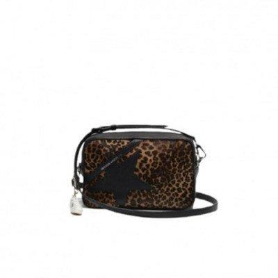 Golden Goose sac Star Bag Pony Leo 80434 Leopard