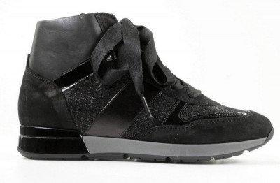 DLSport DLSport 4440 Zwart Damessneakers