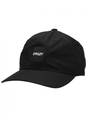 Oakley Oakley B1B Freex Patch Cap zwart