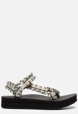 Teva Teva Midform Fray sandalen wit