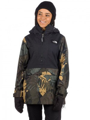 The North Face THE NORTH FACE Tanager Anorak zwart