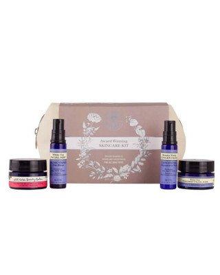 Neal's Yard Remedies Neal's Yard Remedies - Award Winning Skincare Kit - 2 x 15 gr + 2 x 8 ml