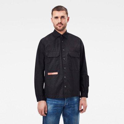 G-Star RAW Multipocket Relaxed Shirt - Zwart - Heren