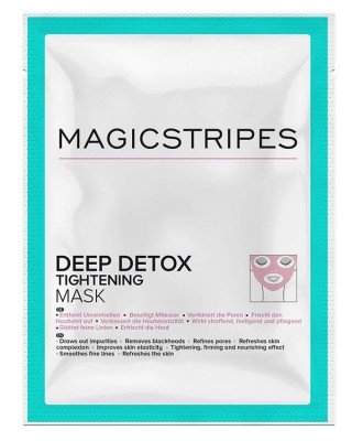 Magicstripes Magicstripes - Deep Detox Tightening Mask - 1 st