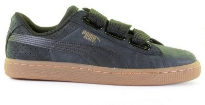 Puma Puma Basket Heart Perf Gum 366809-02 Damessneakers