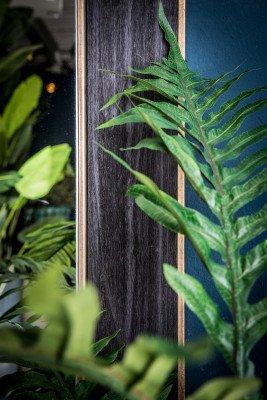 PTMD PTMD Spiegel 'Rolf', 150 x 60cm, kleur Zwart