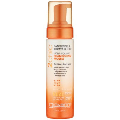 Giovanni Giovanni GNV 2chic U-Volume Styling Mousse 207ml