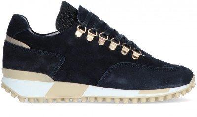 Via Vai Blauwe VIA VAI Lage Sneakers Giulia Bold