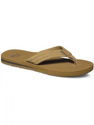Quiksilver Quiksilver Carver Suede Sandals bruin