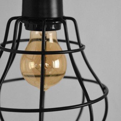LABEL51 LABEL51 Wandlamp 'Drop', Mangohout, kleur Zwart