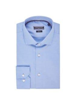 Tommy Hilfiger Tommy Hilfiger Slim fit overhemd met wide spread-kraag