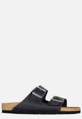 Birkenstock Birkenstock Arizona slippers zwart