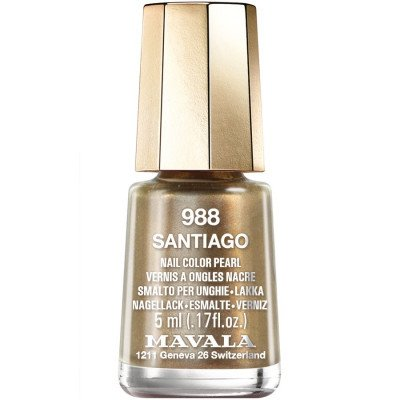 MAVALA Mavala 988 - Santiago Nail Color Nagellak 5 ml