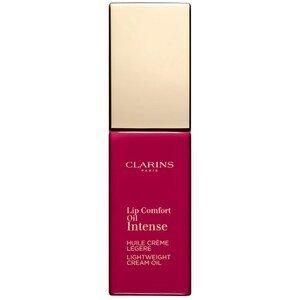 Clarins Clarins Lip Comfort Oil Intense Clarins - INSTANT LIGHT Lip Plumper 05 Intense Pink