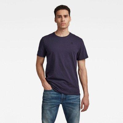 G-Star RAW Base-S T-Shirt - Donkerblauw - Heren