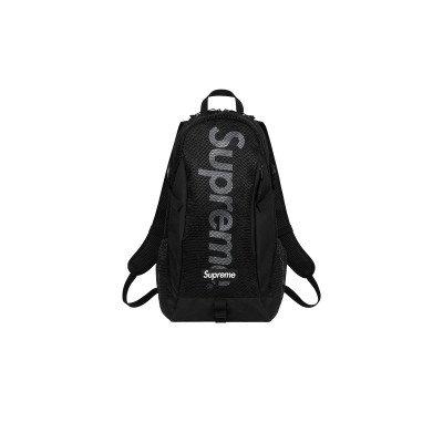 Supreme Supreme Backpack Black (SS20)