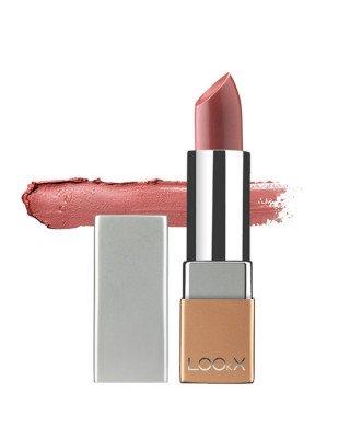 LOOkX LOOkX - Lipstick Metallic Rose Pearl - 4 ml