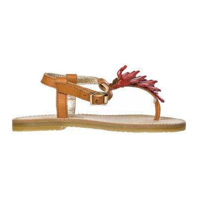 Dsquared2 girls sandalen child leather