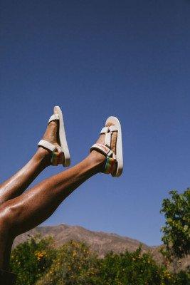 Teva Teva Original Universal - Polaroid Sandalen voor Heren, Maat 42