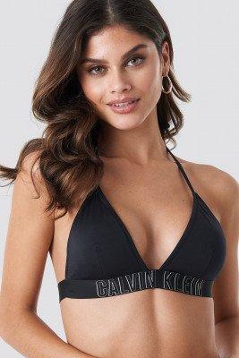 Calvin Klein Calvin Klein Fixed Triangle RP Top - Black