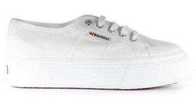 Superga Superga 2790 - AcotW-901 Wit Damessneakers