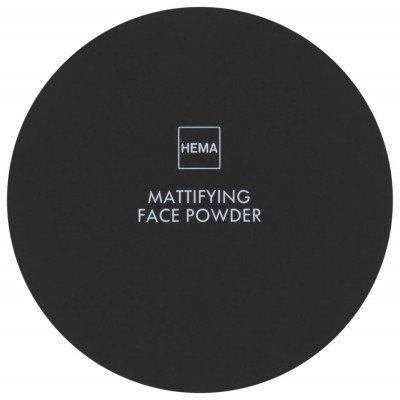 HEMA HEMA Mattifying Face Powder 23 Warm Beige (beige)