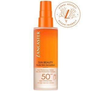 Lancaster Lancaster Nude Skin Sensation Sun Protective Water Spf50 Lancaster - SUN BEAUTY Lichaam