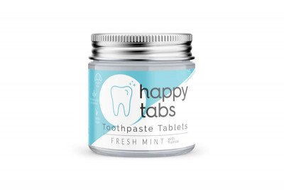The Bamboovement Happy Tabs Fresh Mint