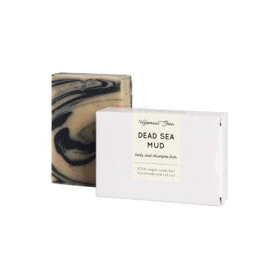 HelemaalShea HelemaalShea Dead Sea Mud Lichaams- en Haarzeep