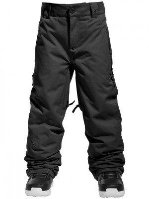 Thirtytwo ThirtyTwo Wooderson Pants zwart